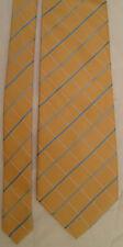 -AUTHENTIQUE cravate cravatte  BURBERRY  100% soie  TBEG  vintage