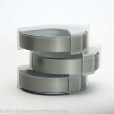 Motex Tape Refill Silver Trio x 3
