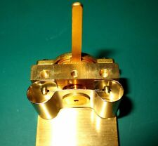 ORIGINAL JAEGER LECOULTRE ATMOS CLOCK 540 PART 4040 COMPLETE REGULATOR ASSEMBLY