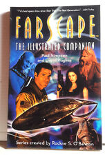 2002 Farscape TV Series: The Illustrated Companion Vol 1- 160 Pages- UNREAD