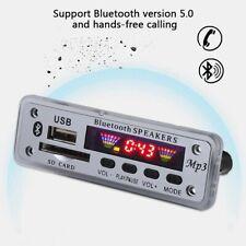 Bluetooth 5.0 Decode Board Modul SDM01BT + U-DX MP3 FM APE FLAC Silber ✪