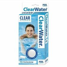 More details for clearwater swimming pool and spa miracle cleaning pads - 3 pcs