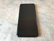 Samsung Galaxy S9 SM-G960 - 64GB - Black (Unlocked) Smartphone (Single Sim)