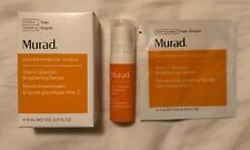 Murad Environmental Shield Vita-C Glycolic Brightening Serum Sample Travel Sizes