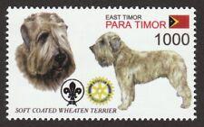 Soft-Coated Wheaten Terrier *International Dog Stamp*Great Gift Idea*