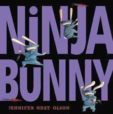 Ninja Bunny (Hardback or Cased Book)