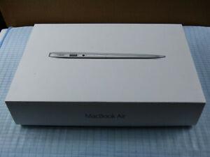 """Apple MacBook Air 11,6"""" MJVM2D/A Silber! Wie neu! Intel i5, 4GB RAM, 128GB SSD!"""