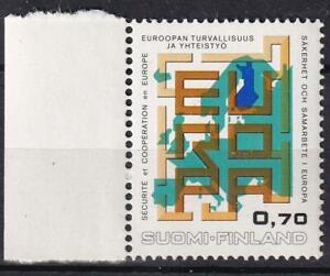 Finland Europa 1973 Maze 70p, MNH sc#529 [v2 selvedge]