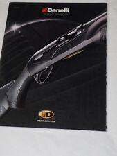 Original BENELLI Firearm Rifles shotgun Color Brochure 2005 has 51 pages