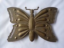 Metal Moth Or Butterfly Insect Trivet Teapot Saucepan Stand