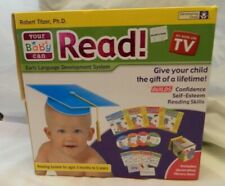 YOUR BABY CAN READ EARLY LANGUAGE INTERACTIVE DEVELOPMENT SYSTEM 5 DVD SET NEW!