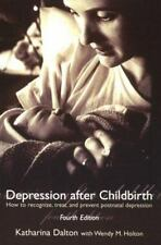 Depression after Childbirth: How to Recognise, Treat, and Prevent-ExLibrary