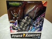 Power Rangers ⭐Beast Morphers Beast Jet Converting Zord Robot⭐Action Figure ~New