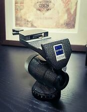 Gitzo G1276M Professional Tripod Head with Quick-Release Plate. Excellent.