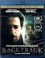 BLU RAY BACKTRACK             EDICION COMBO BR+DVD                    PRECINTADO