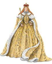 Hamilton Collection, The Coronation of Queen Elizabeth 1st 2014 Figurine