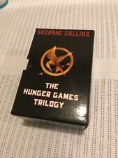 The Hunger Games Trilogy Hardcover Box Set by Suzanne Collins 1st Edition