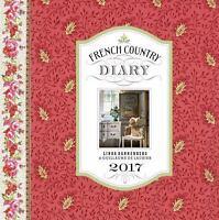 French Country Diary 2017 Calendar Dannenberg, Linda - Brand New