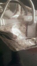 Borsa Gherardini Tracolla color beige . Grande tasca esterna. Tracolla e 2manici