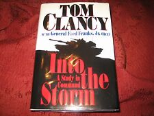 Into the Storm Pt. 2 : A Study in Command by Tom Clancy & FredFranks Jr HD SIGND