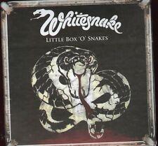 Whitesnake Little Box 'O' Snakes The Sunburst Years 1978-1982 8 CD box set new