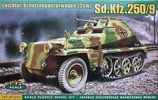 ACE 72247 1/72 Plastic WWII German Sd.Kfz. 250/9
