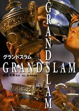 Tennis GRANDSLAM photo book + DVD John McEnroe Martina Hingis Andre Agassi
