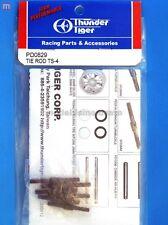 Thunder Tiger PD0829 Barrettes Dx Sx TS4 Tie Tige modélisme