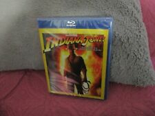 "ED. COLLECTOR 2 BLU-RAY NEUF ""INDIANA JONES ET LE ROYAUME DU CRANE DE CRISTAL"""