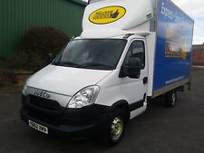 Iveco Daily 2013 luton van with tail lift / make offer