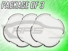 C25561 CABIN AIR FILTER FOR 2005 2006 2007 2008 2009 HONDA S2000 PACKAGE OF 3
