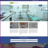 Fully Stocked Dropshipping DENTAL Website Business For Sale + Domain + Hosting