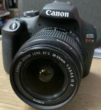 ✅ Canon EOS Rebel T7 24.1 MP Digital SLR Camera - Black ‼️ Read Description