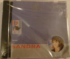 SANDRA - DISCOMANIA ( RARE CD, 15 TRACKS, NEW, 2003, FACTORY SEALED )