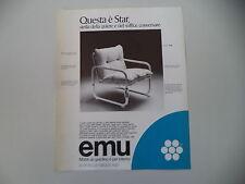 Emu Mobili Da Giardino Marsciano.Perugia In Advertising Collectables Ebay