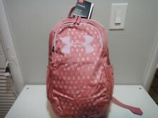 Under Armour Unisex Strom Scrimmage BackPack Laptop Sleeve Color Woodrose Pink