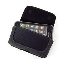Sac de ceinture/Portable-Sac Sony Ericsson Xperia x10 x10i Rachaël... #514 Noir
