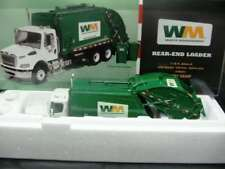 WOW EXTREMELY RARE Mack M2 106 WM Freightliner Rear Loader 1:34 First Gear-Tekno