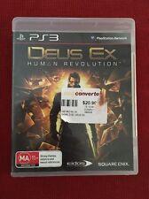 Deus Ex Human Revolution - Sony PlayStation Ps3