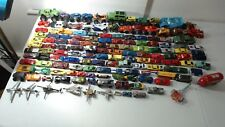 205 Hot Wheels Matchbox and other cars trucks planes die cast toys