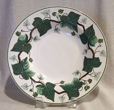 "Wedgwood Napoleon Ivy 9 1/4"" Rimmed Soup Bowl"
