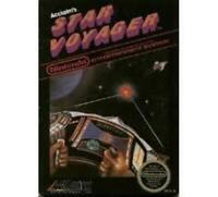 Star Voyager Nintendo NES Game Used