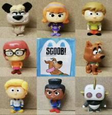 2021 Mcdonald's Happy Meal Toys Scooby-Doo! SCOOB!  You Choose Your Toy