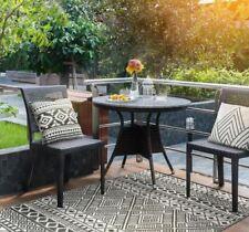 Washable Outdoor Garden Decking Rug Living Room Carpet Hallway Runner Non Slip