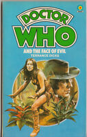 Doctor Who and the Face of Evil. A great read! VGC. Target Books.