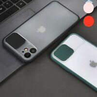 iPhone 12 Pro Max mini Case Kamera Schutz Cover Hülle transparent Abdeckung