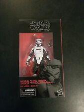 Star Wars Black Series Imperial Patrol Trooper