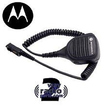 Impres Real Motorola (Large Head) MotoTRBO Speaker Mic PMMN4071A XPR3300 XPR3500