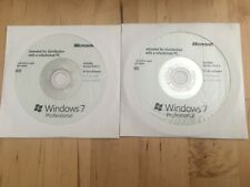 Microsoft Windows 7 Professional 32/64Bit Service Pack 1 No Key DVD X17-03434-02