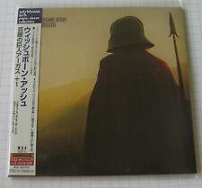 WISHBONE ASH - Argus + 1 JAPAN MINI LP CD OBI NEU RAR! UICY-9080